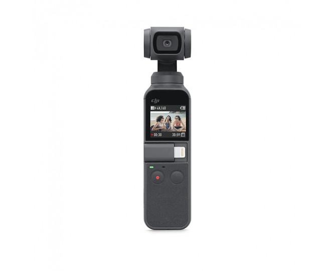 Карманная камера DJI Osmo Pocket 4k