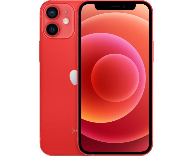 Apple iPhone 12 mini, 128 ГБ, (PRODUCT) Red