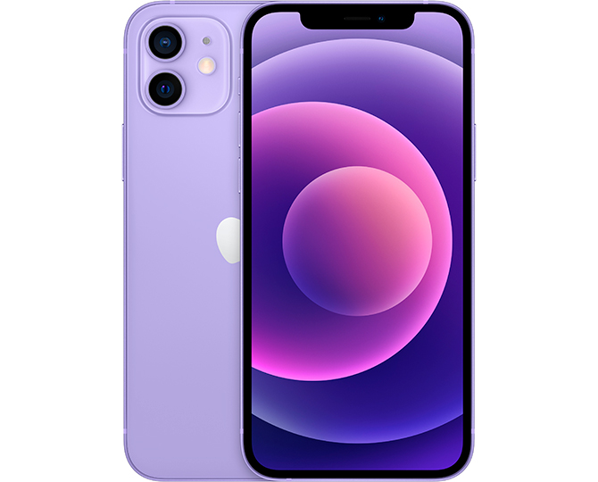 Apple iPhone 12, 128 ГБ, Фиолетовый