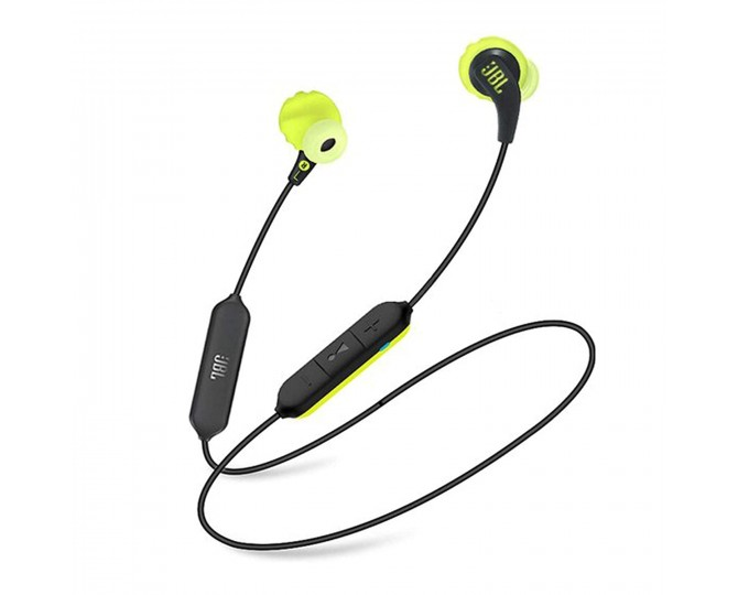 Наушники Bluetooth JBL Endur Run Black & Lime