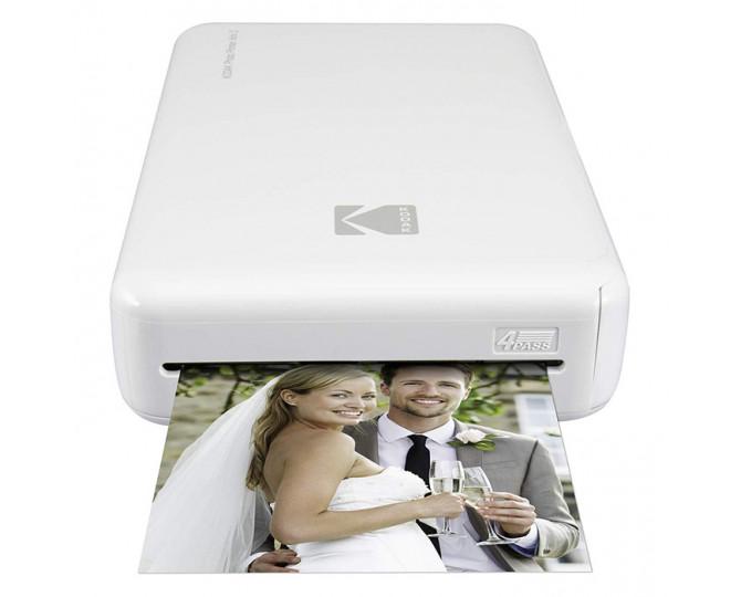 Kodak Mini 2 Instant Photo Printer White