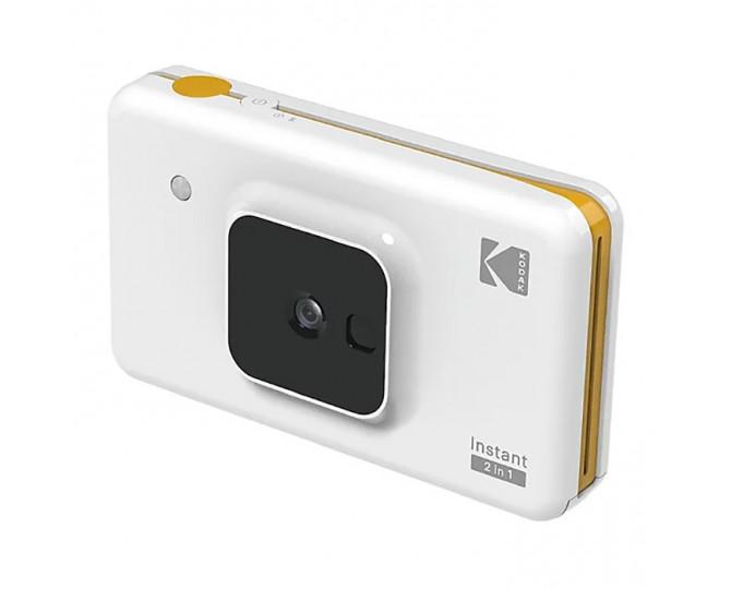 Kodak Instant 2 in 1 Camera White